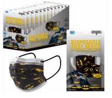 1200 of Dc Children Mask 10 Pack Batman