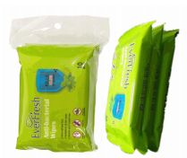 24 of Everfresh Ab Wipes 10 Pack 3 Count