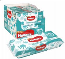 50 of Huggies Wipes 56 Count All Over Clean