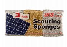 72 of Ufo Scouring Sponge 3 Pack