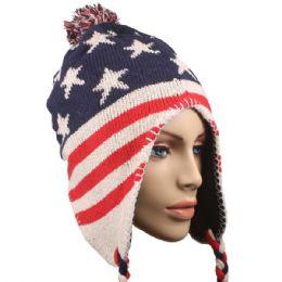 36 of American Flag Chullo Hat