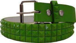 60 of Green Studded Belt
