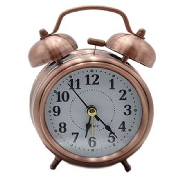 12 of Alarm Clock With Stereoscopic Dial Battery Operated Loud Alarm Clock