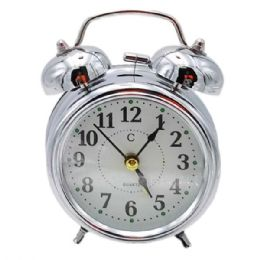 18 of Alarm Clock With Stereoscopic Dial Battery Operated Loud Alarm Clock