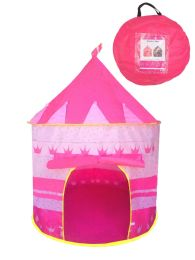 12 of Kids Pink Tent