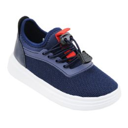 12 of Boy's Sneakers Casual Sports Shoes in Navy