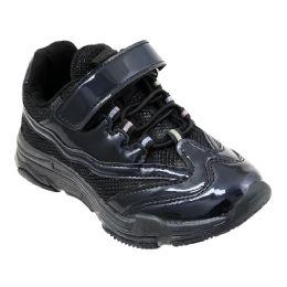 12 of Girls Sneaker in Black