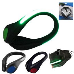 72 of Shoe Safety LED Light Mixed Color