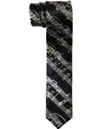 48 of Mens Slim Musical Tie