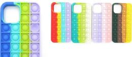 24 of Rainbow Assorted Iphone 12 Pro Max Case Stop Pops