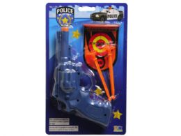 72 of Blue Police Pistol Shooting Play Set