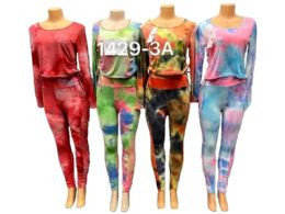 12 of Tie Dye Workout Yoga Workout Clothes