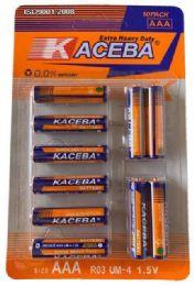 72 of AAA Battery