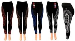 12 of Graphic On The Side Leggings