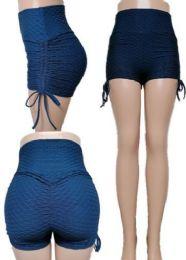 24 of Big Butts Tik-Tok Shorts Blue