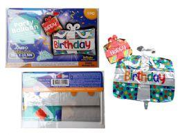 144 of Happy Birthday Giant Foil Balloon
