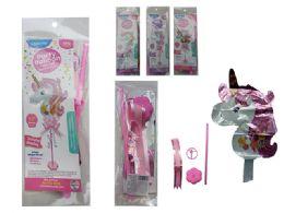 144 of Unicorn Balloon W/ Stand