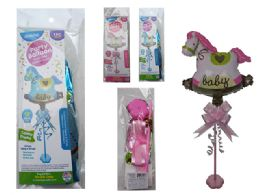 144 of Baby Rocking Horse Balloon W/ Stand