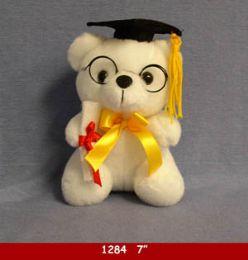 24 of Graduation Cap Bear With Glasses