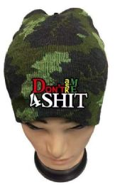 36 of Don't Ask Me 4 Shit Camo Winter hat