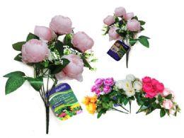 96 of Peony Flower Bouquet