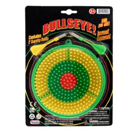 36 of Mini Bullseye Dartboard - 3 Piece Set