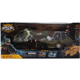 8 of MILITARY PLAY SET IN WINDOW BOX