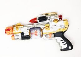 24 of Toy Machine Gun with Lights And Sounds