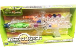 12 of Toy Machine Laser Gun With Light And Sounds