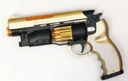 48 of Toy Superior Pistol With Lights And Sounds