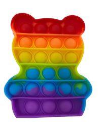 24 of Minnie Push Pop Bubble Toys