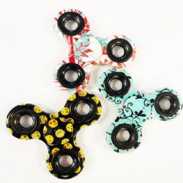 48 of Assorted Color Fidget Spinner