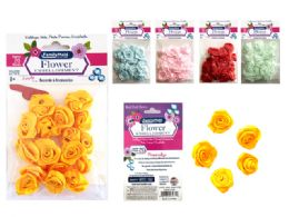 288 of 20pc Flower Embellishments