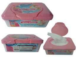 24 of 80 Count Baby Wipes