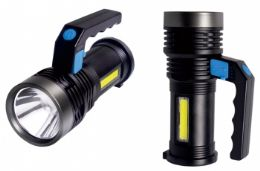 8 of Rechargeable Hand Held Cob Led Lantern