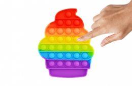 24 of Bubble Pop Toys Ice Cream