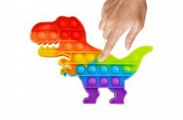 24 of Bubble Pop Toys T Rex Dino