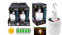 8 of Rechargeable Solar Led Light