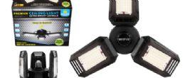 4 of Cob LED Garage Light Metal 6500 Lumens