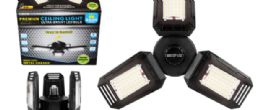 4 of Cob LED Garage Light Plastic 3500 Lumens