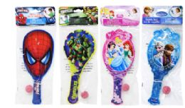48 of Paddle Ball Licensed Characters