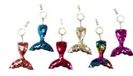 72 of Sequin Keychain Mermaid
