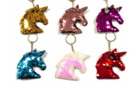 72 of Sequin Keychain Unicorn