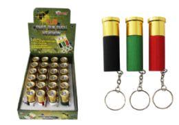48 of Shotgun Shell LED Keychain