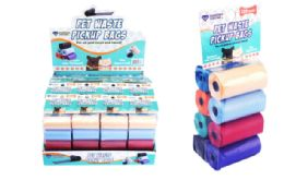 32 of Dog Waste Pick Up Bags 120 Count