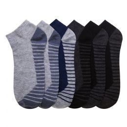432 of Mens Spandex Ankle Socks Size 10-13
