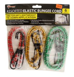 36 of Bungee Cord 6 Piece