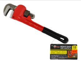 12 of Heavy Duty Pipe Wrench 10 Inch