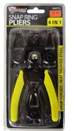 24 of Snap Ring Pliers 4 In 1