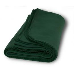 36 of Promo Fleece Blanket / Throws - Forest Green